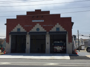 29th St. Fire House Station No.2 Ocean City, NJ